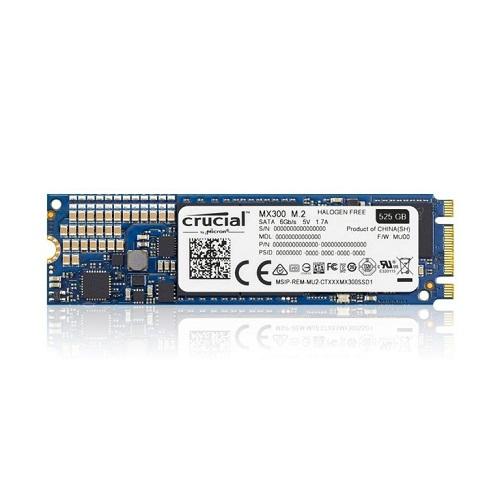 Ổ Cứng SSD Crucial MX300 525GB (CT525MX300SSD4)