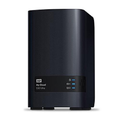 Ổ cứng mạng Nas WD My Cloud EX2 Ultra 0TB