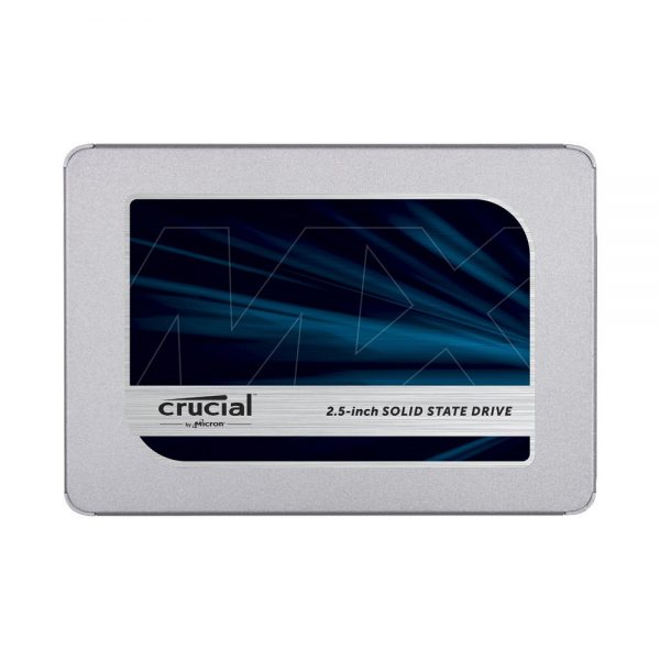 Ổ Cứng SSD Crucial MX500 3D NAND SATA III 2.5 inch 2TB CT2000MX500SSD1