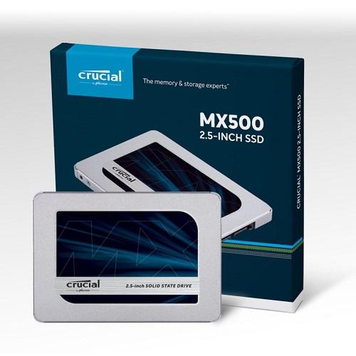 Ổ Cứng SSD Crucial MX500 1TB (CT1000MX500SSD1)