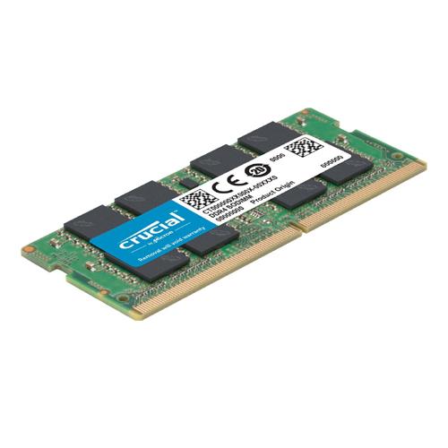 Ram laptop Crucial DDR4 8GB (1x8GB) Bus 2400Mhz SODIMM - CB8GS2400